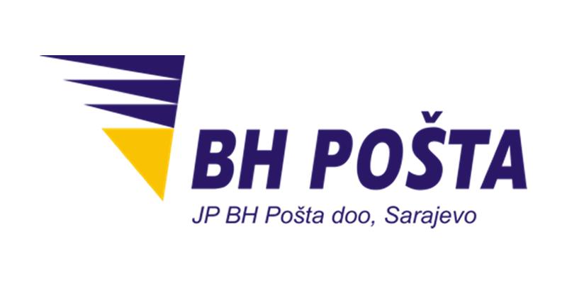 BH Posta Sarajevo-